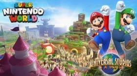 Parc Nintendo va ouvrir au Japon