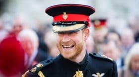 Prince Harry s'exprime sur le Megxit