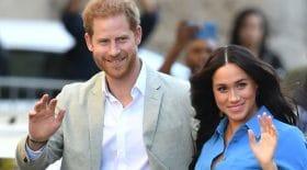 Prince Harry Meghan Markle offres emplois