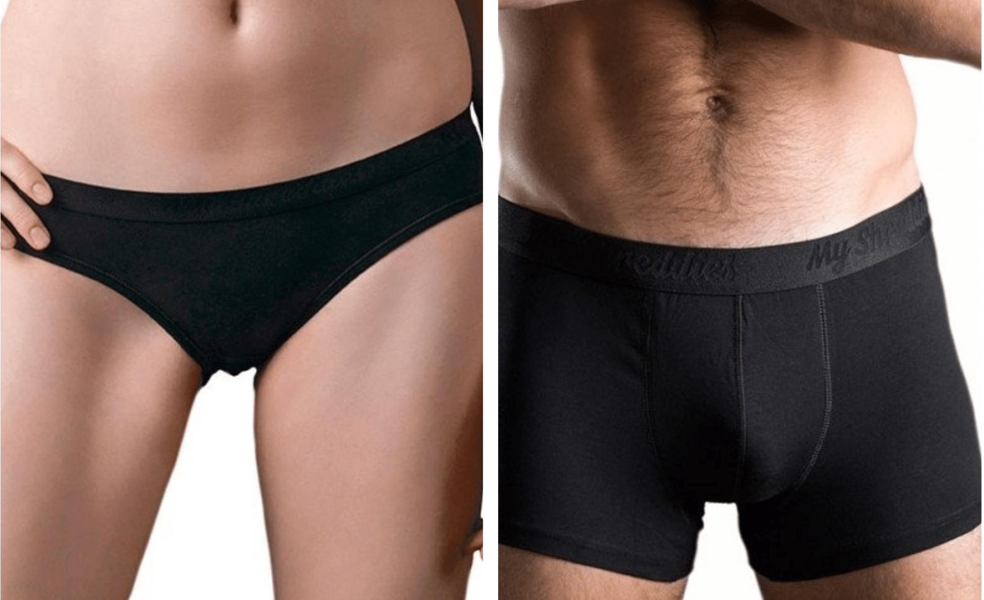 Péter sans gène, c'est possible avec ces nouveaux sous-vêtements