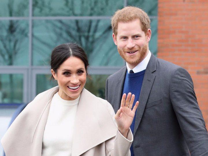 Le Prince Harry et Meghan Markle dans The Crown ?