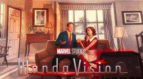 Nouvelle série Marvel sur Disney + : WandaVision