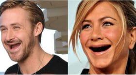 ryan gosling jennifer aniston sans dents