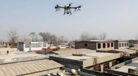 drone coronavirus chine
