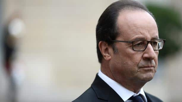 François Hollande face au cancer