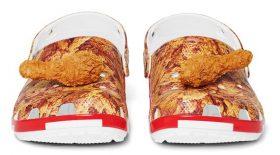 KFC crée des chaussures avec Crocs !
