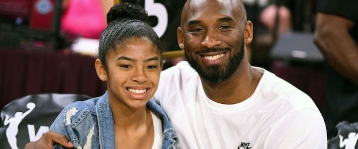 kobe bryant fille gianni corps remis famille