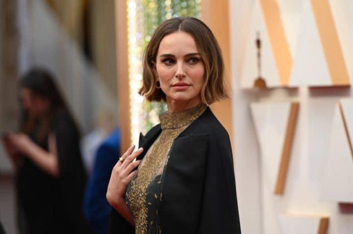 la tenue de Natalie Portman