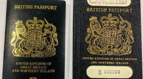 Découvrez le nouveau passeport britannique après le Brexit