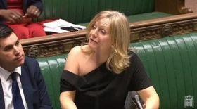 Une députée britannique victime de sexisme