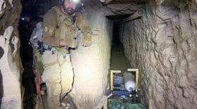 Plus long Tunnel découvert
