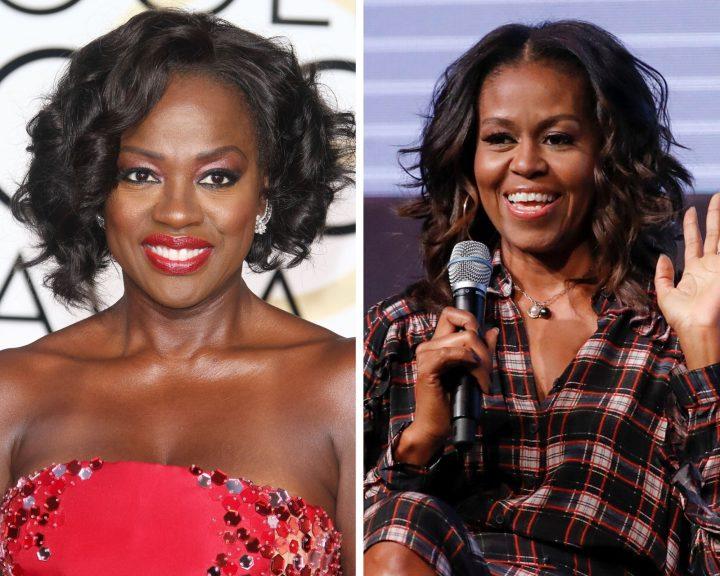 Viola Davis choisie pour incarner Michelle Obama