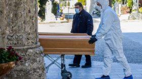 bergame enterrement trente minutes