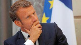 Le Coronavirus aurait pu toucher Emmanuel Macron