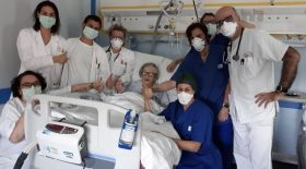 Coronavirus : Une femme de 95 ans a guéri