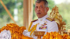 Coronavirus : roi Thaïlande se confine dans un hôtel 4 étoiles