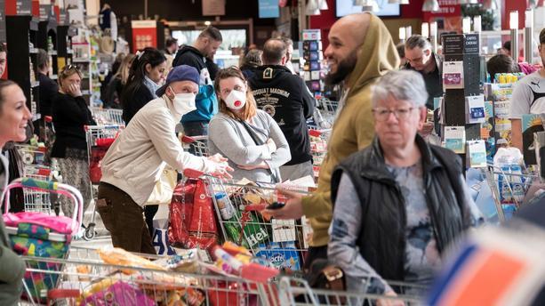 courses grandes surfaces civisme