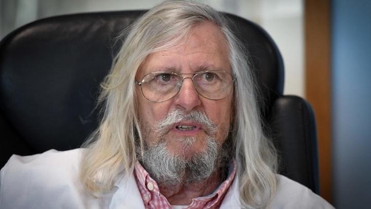 COVID-19 : le professeur Didier Raoult menacé de mort