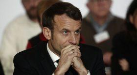 Emmanuel Macron coronavirus