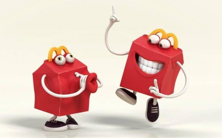 McDonald's arrête le plastique dans ses jouets Happy Meal