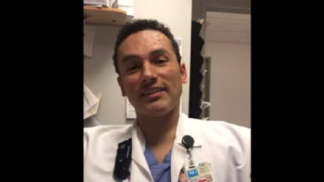 Déchirant : les derniers mots d'un infirmier avant de succomber du Covid-19