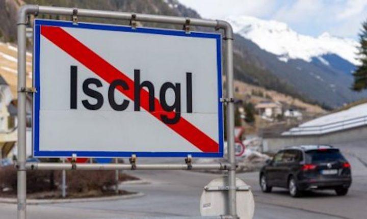 Ischgl station ski coronavirus