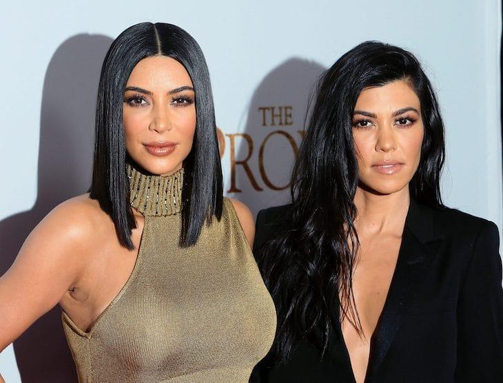 Kim Kardashian se bat avec Kourtney : les internautes choqués par leur violence