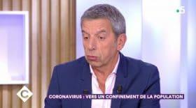 Michel Cymes s'excuse pour ses propos sur le Coronavirus sur le plateau de C à Vous