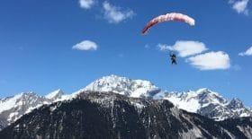 parachute chute fatale