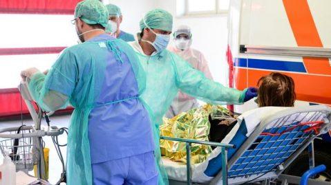 pneumonie coronavirus italie