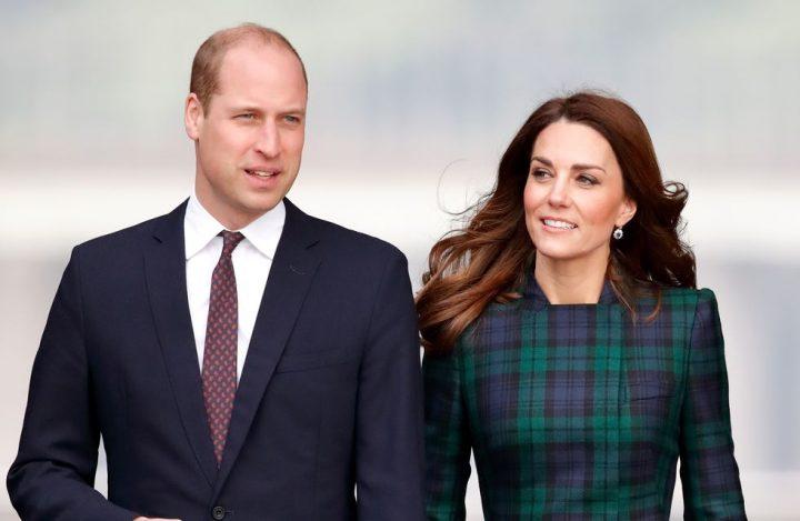 William Kate Middleton roi reine