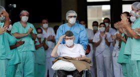 Il survit au coronavirus à 99 ans