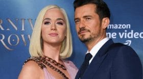 katy perry couple grossesse