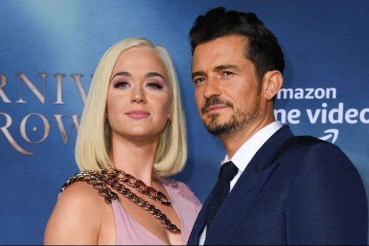 Katy Perry et Orlando Bloom : c'est une fille !