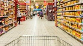supermarchés produits rupture de stock