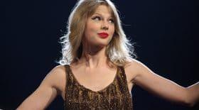 Taylor Swift fait un don à un disquaire