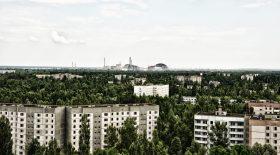 Tchernobyl victime d'un incendie