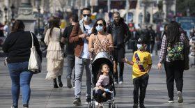 touristes français espagne autorités