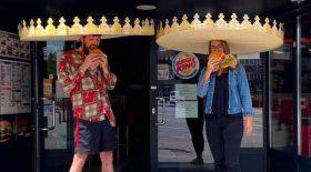 règles distanciation sociale burger king
