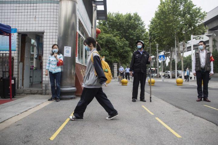 Chine: premier cas de coronavirus à Wuhan depuis plus d'un mois