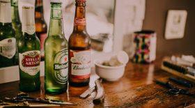 Confinement lié à une hausse consommation alcool