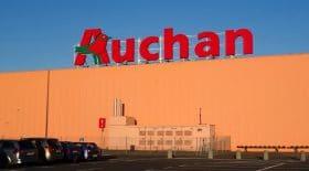 Confinement, les employés d'Auchan font grève