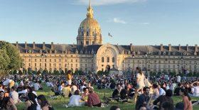 Déconfinement, non-respect à Paris