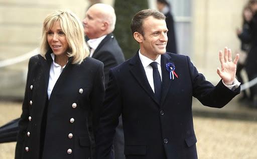Emmanuel Macron budget Élysée