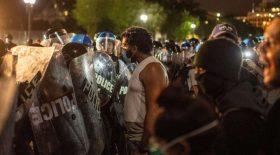George Floyd pillages affrontements manifestants
