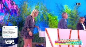 Kelly Vedovelli quitte le plateau