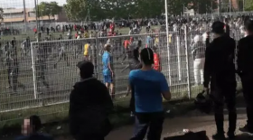 match football rassemblements
