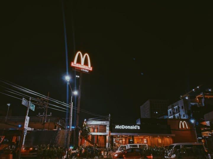 McDonald's harcèlement sexuel