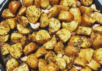 pommes de terre grenailles