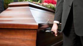 pénuries cercueils obsèques